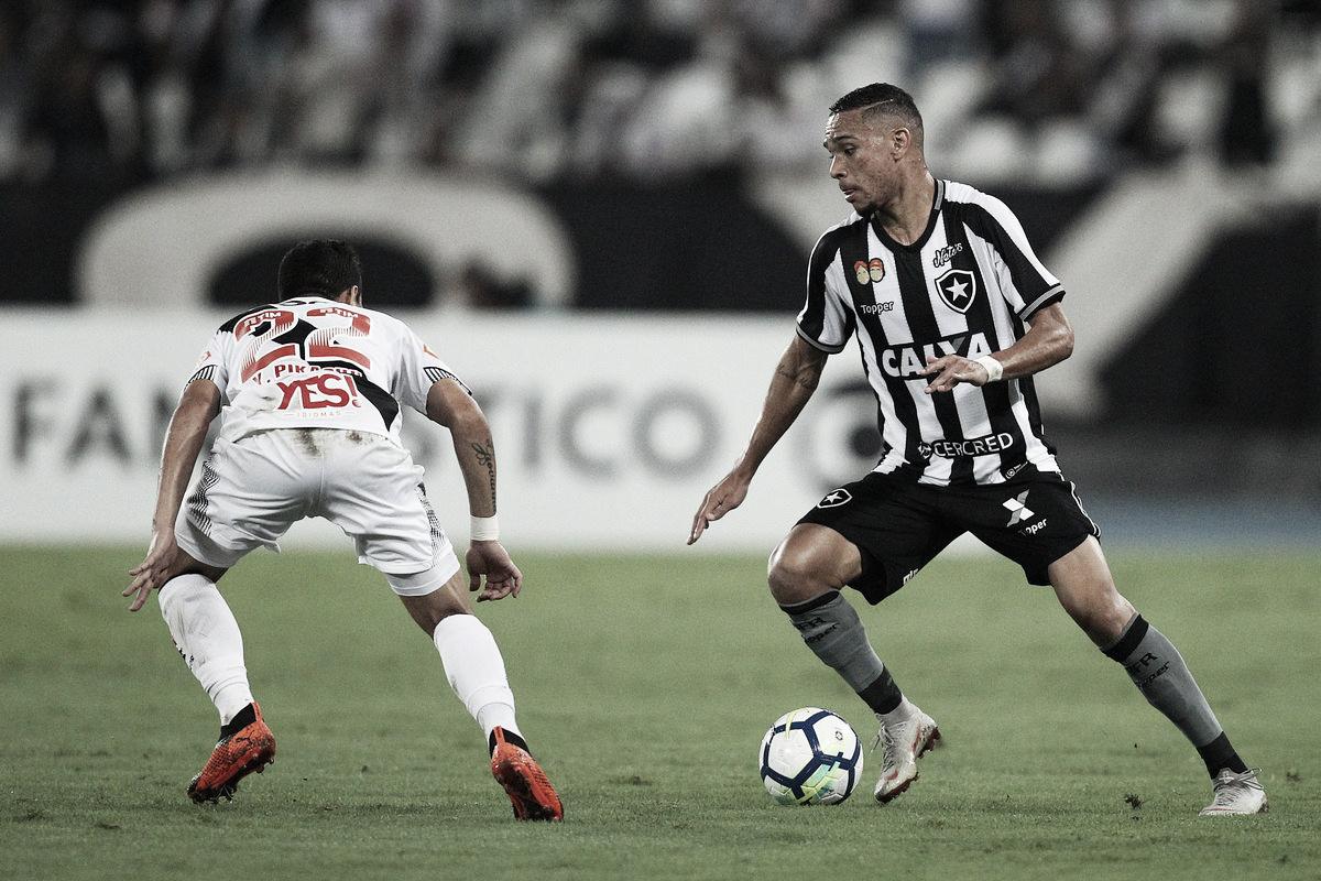 Na última partida da rodada, Botafogo e Vasco empatam em clássico carioca