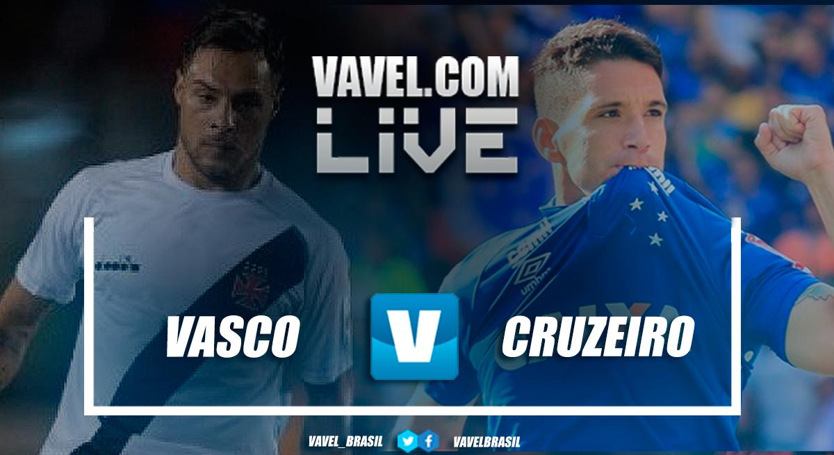 Resultados e gols de Vasco x Cruzeiro pela Copa Libertadores (0-4)