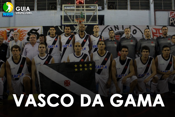 Guia VAVEL do NBB 2016/17: Vasco da Gama