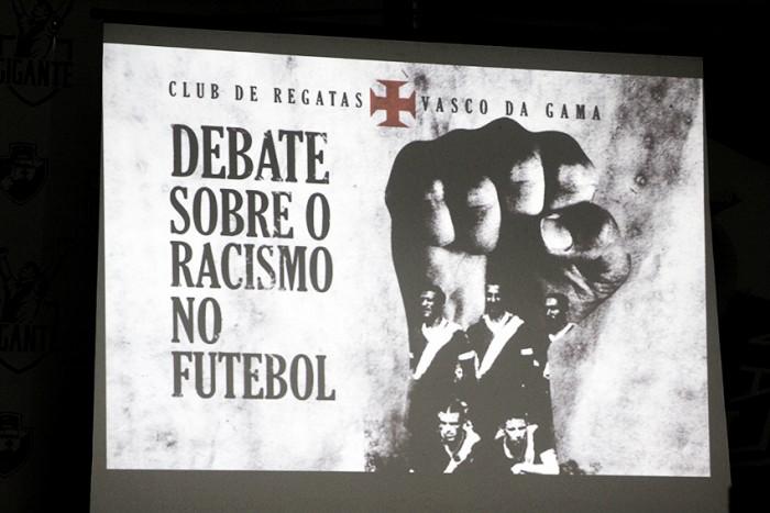 Vasco abre as portas de São Januário para debater a respeito do racismo