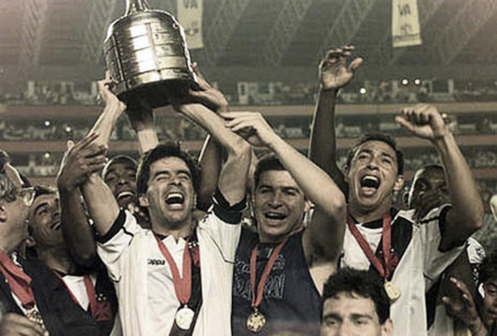 Há 23 anos, Vasco da Gama conquistava Libertadores da América; relembre campanha