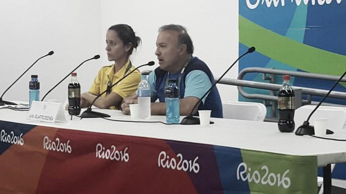 """Olarticoechea: """"Tenemos chances, los jugadores se van a reponer"""""""