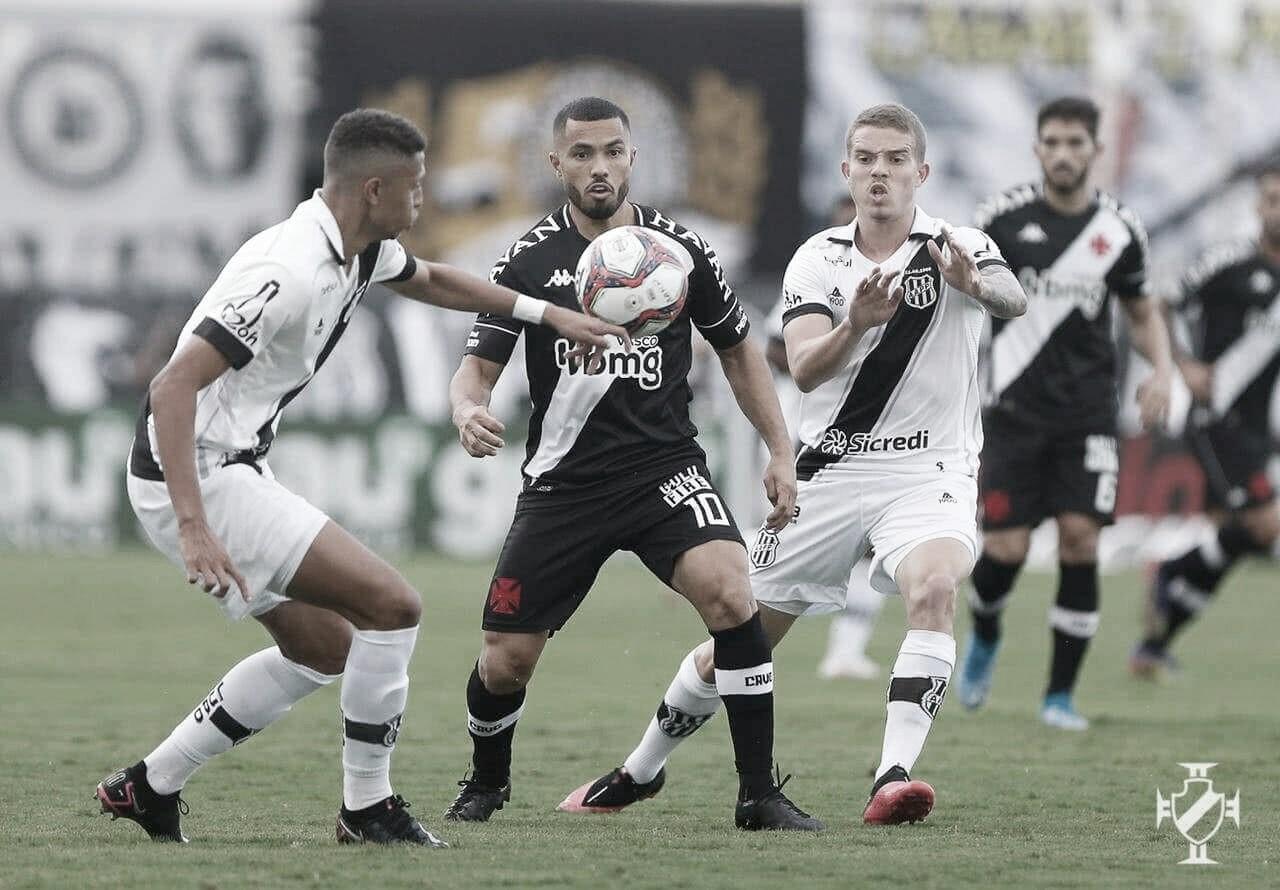 Gols e melhores momentos Vasco x Ponte Preta pela Série B 2021 (2-0)