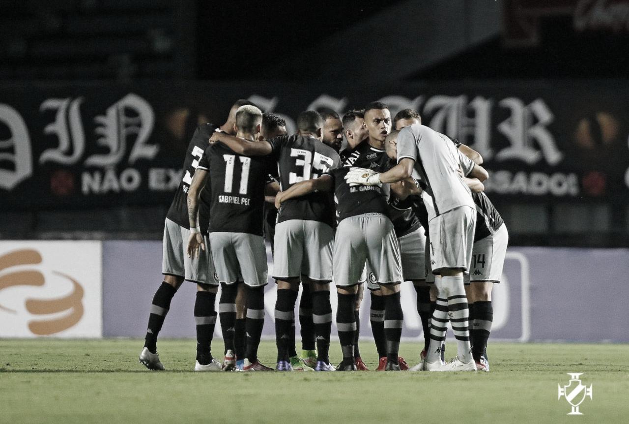 Vasco aciona STJD para impugnar partida contra Brasil de Pelotas