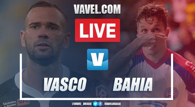 Gols e melhores momentos Vasco 0x2 Bahia pelo Campeonato Brasileiro 2019