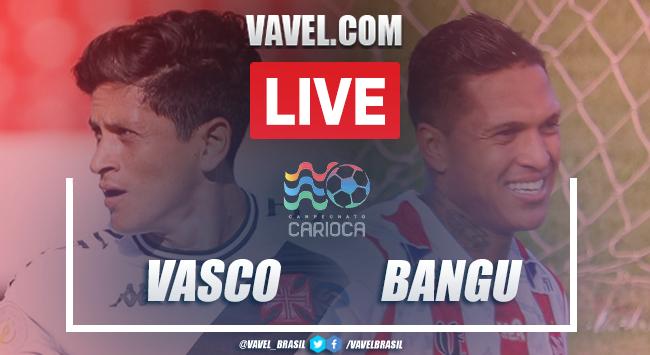 Gols e melhores momentos de Vasco 4 x 2 Bangu pelo Campeonato Carioca