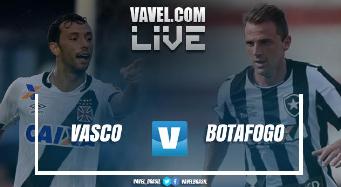 Resultado jogo Vasco x Botafogo na Taça Rio (0-0)