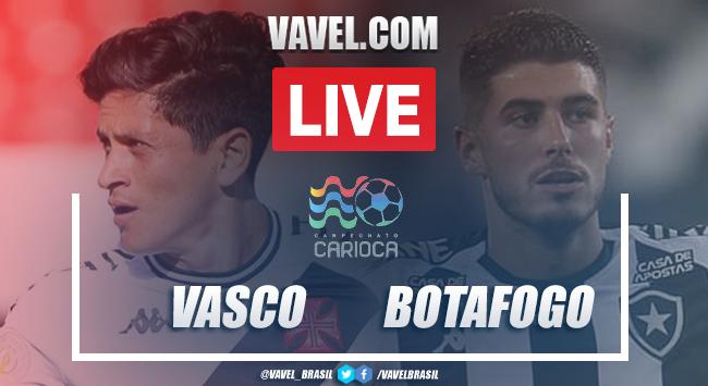 Gols e melhores momentos de Vasco 1 x 1 Botafogo pelo Campeonato Carioca 2021