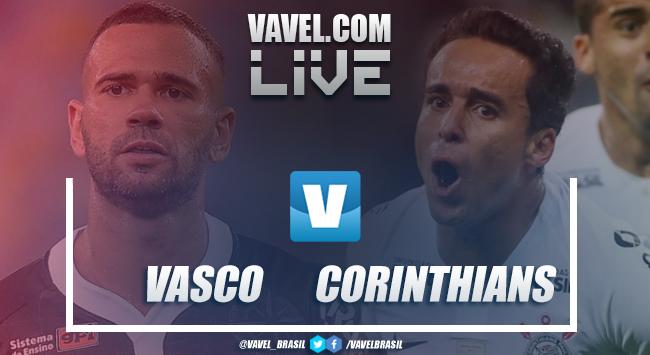 Gols e melhores momentos de Vasco 1 x 2 Corinthians pelo Campeonato Brasileiro 2020