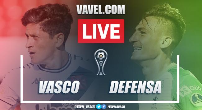 Gol e melhores momentos de Vasco 0 x 1 Defensa y Justicia pela Copa Sul-Americana
