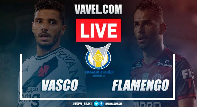 Gols e melhores momentos de Vasco da Gama x Flamengo no Brasileirão (1-2)