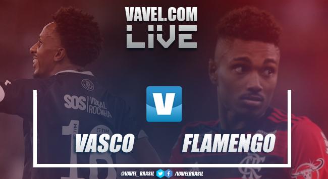 Resultado Vasco x Flamengo pelo Campeonato Carioca 2019 (1-1)