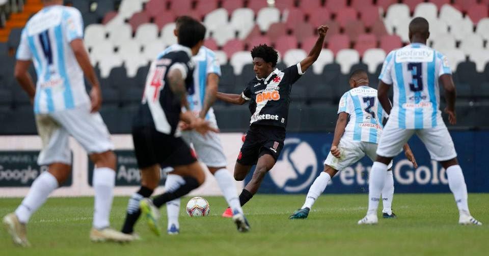 Gols e melhores momentos de Vasco 3 x 1 Macaé pelo Campeonato Carioca