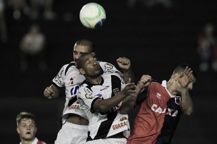 Vasco aposta na força de São Januário diante do motivado Paraná para manter boa fase
