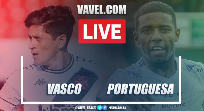 Gols e melhores momentos de Vasco 0 x 1 Portuguesa pelo Campeonato Carioca