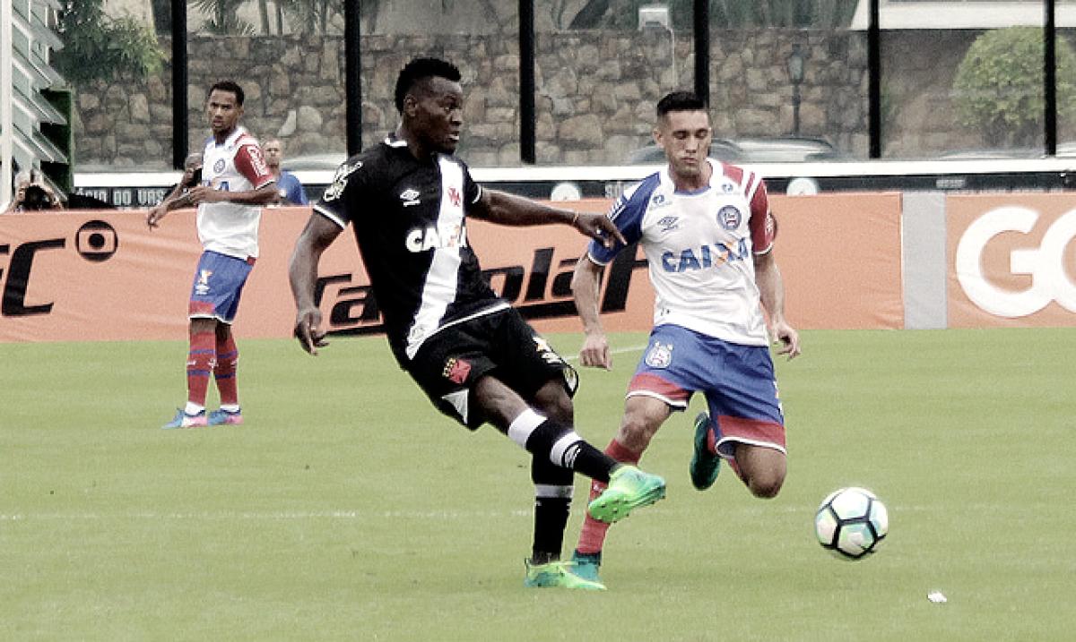 Em meio a calendário movimentado, Bahia e Vasco estreiam na Copa do Brasil