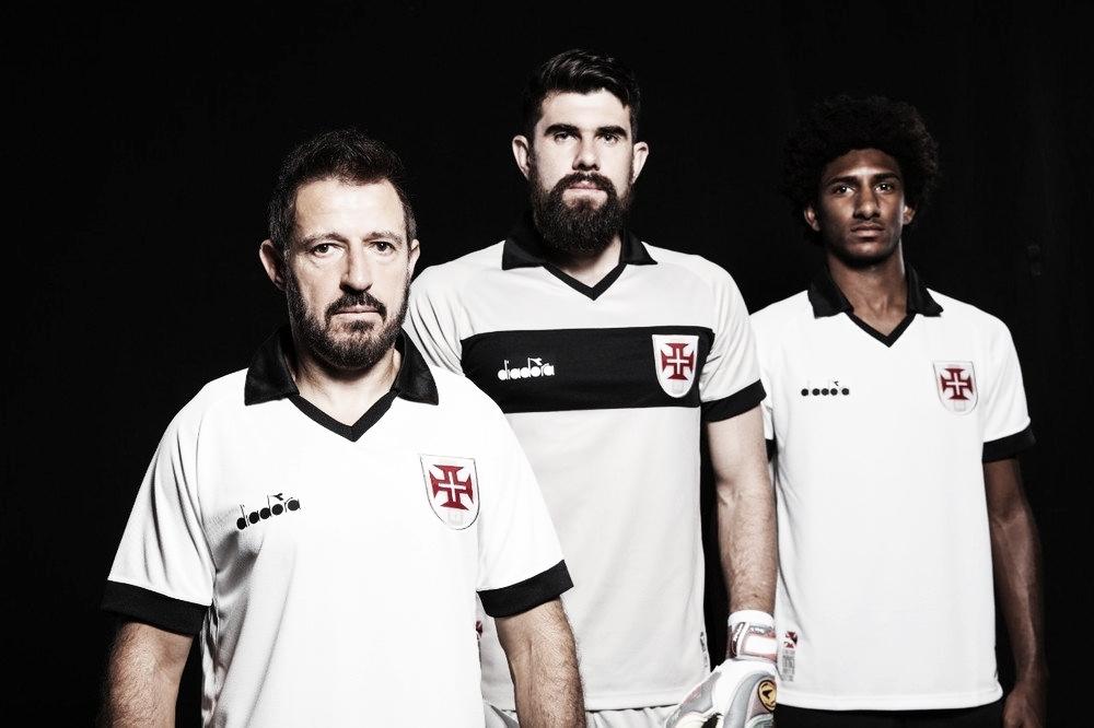 Vasco lança novo terceiro uniforme; estreia será contra o São Paulo