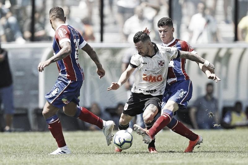 Bahia vence Vasco em São Januário e entra no G-6 do Campeonato Brasileiro
