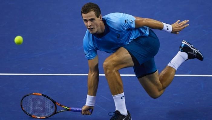 ATP Auckland: al secondo turno Pospisil e Sock, fuori Karlovic e Andujar
