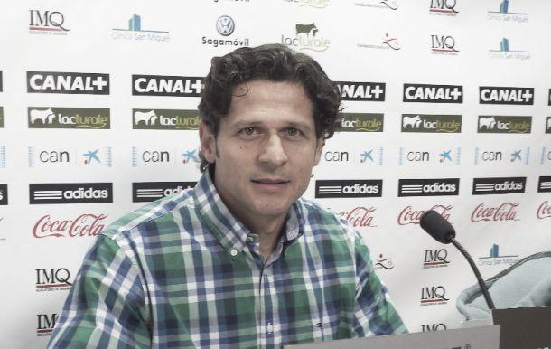 """Vasiljevic: """"Estamos muy satisfechos con la dinámica y el trabajo de Mateo, pero no puedo garantizar nada"""""""