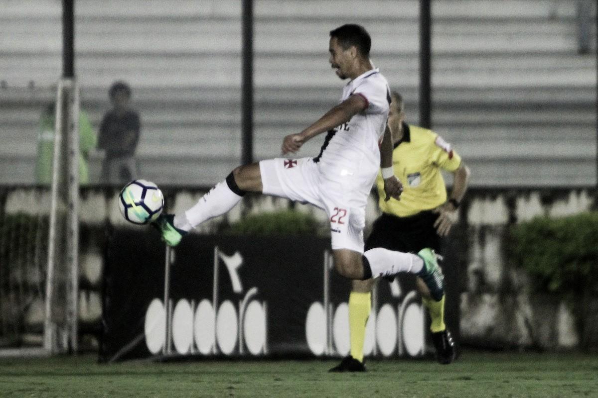 Pikachu marca mais uma vez e garante vitória magra do Vasco contra Paraná