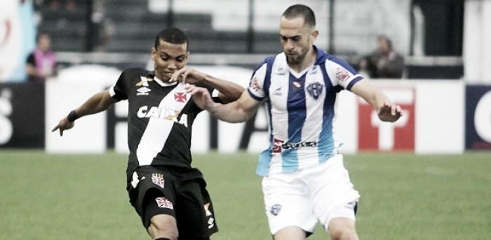 Paysandu vence o Vasco pelo Campeonato Brasileiro Série B 2016 (3-1)