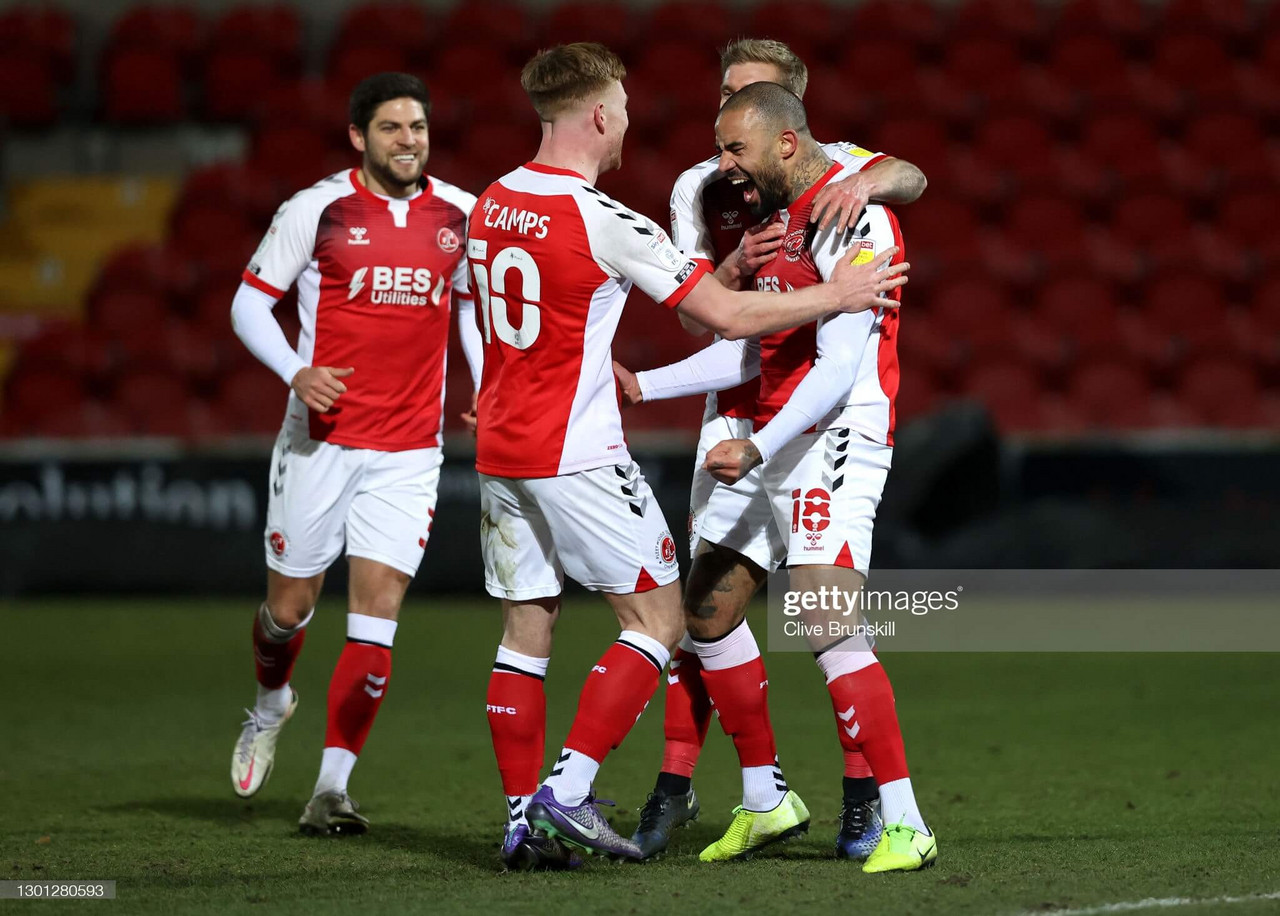 Fleetwood 1-0 Gillingham: Vassell penalty earns Town another win