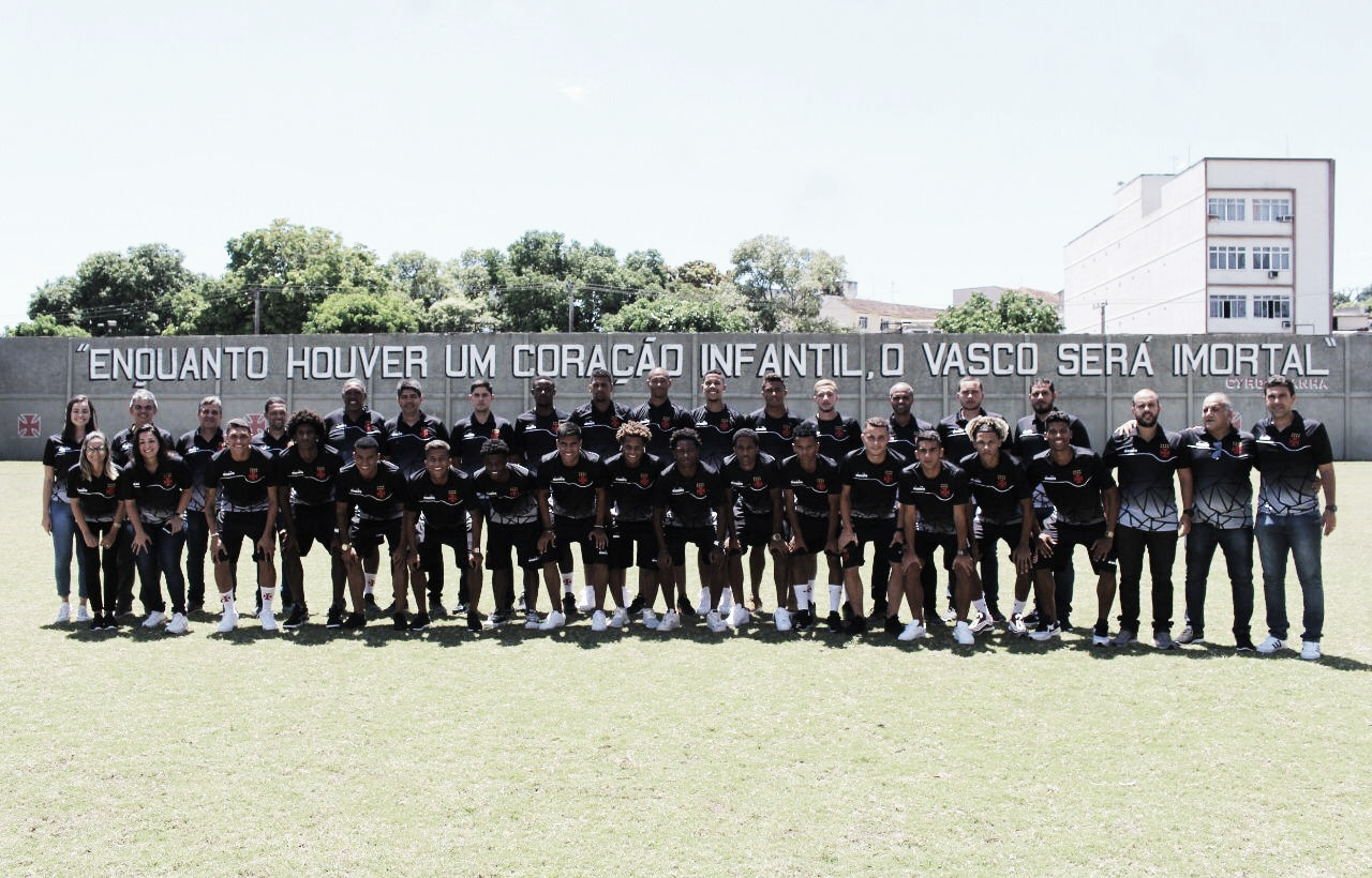Vasco embarca para disputa da Copa São Paulo de Futebol Júnior