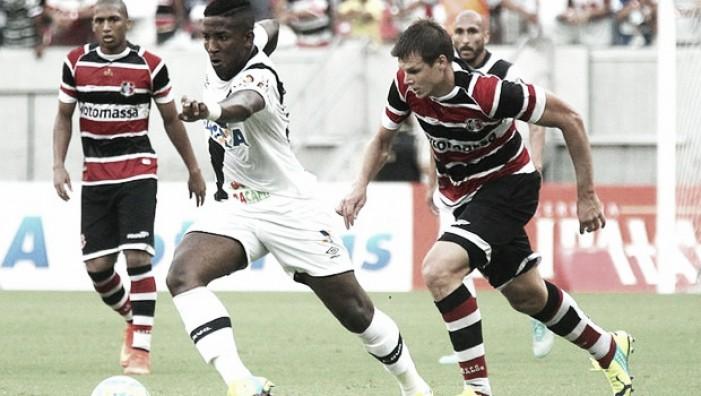 Sonhando com volta à Libertadores, Vasco e Santa Cruz se enfrentam em São Januário