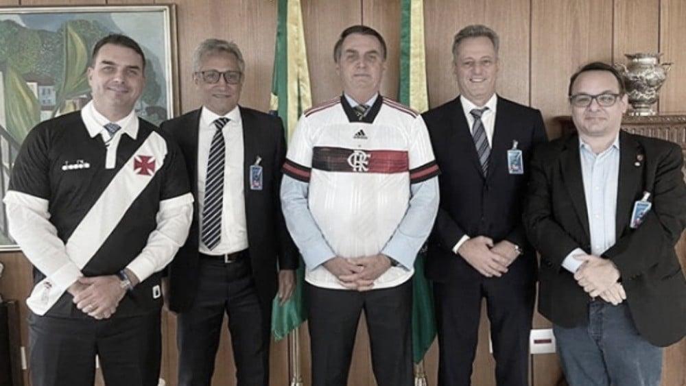 Dirigentes e políticos protagonizam pressão para retomada indevida do futebol brasileiro