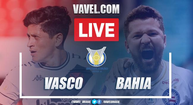 Melhores momentos de Vasco 0 x 0 Bahia pelo Campeonato Brasileiro