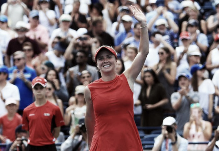 Halep to face Svitolina, Wozniacki and Garcia in Singapore