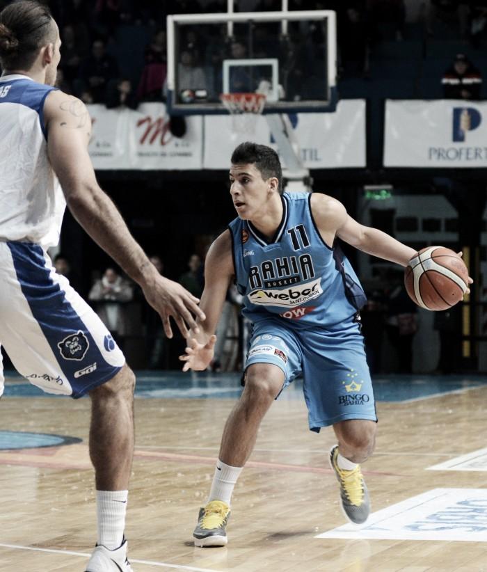 Bahía Basket igualó la serie