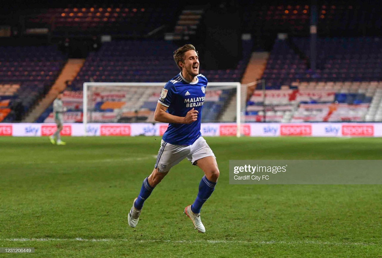 Luton Town 0-2 Cardiff City: Bluebirds keep pressure on top six with superb second half display