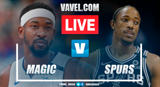 Points and Highlights: Orlando Magic 100-101 San Antonio Spurs in Preseason NBA 2021/22