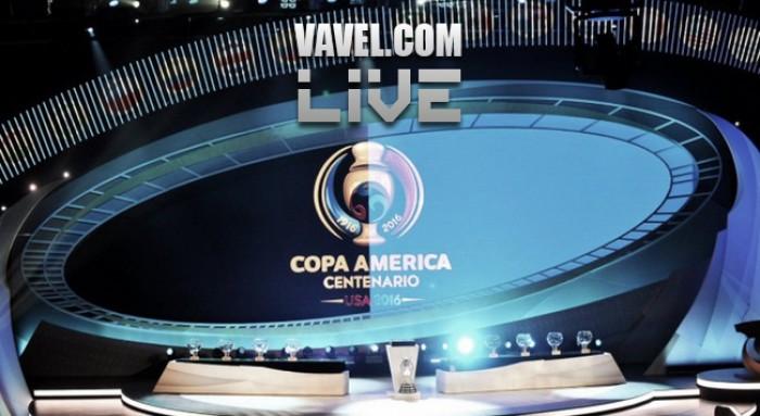 Sorteo Copa América 2016