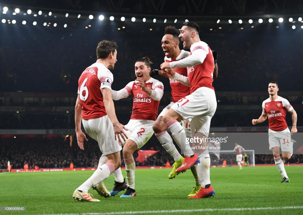The Warm Down: Gutsy Arsenal reaffirm top-four ambitions