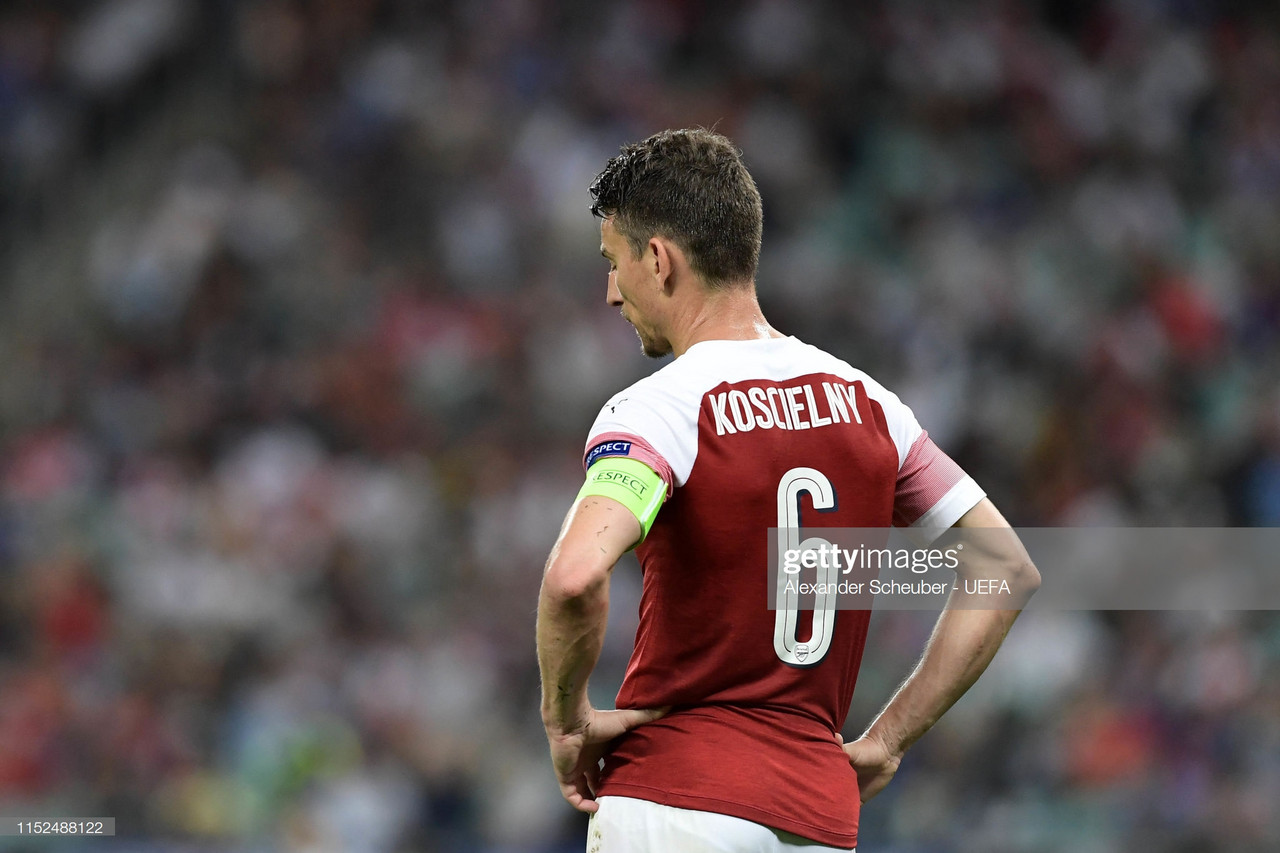 Arsenal's Laurent Koscielny can 'leave for the right price'