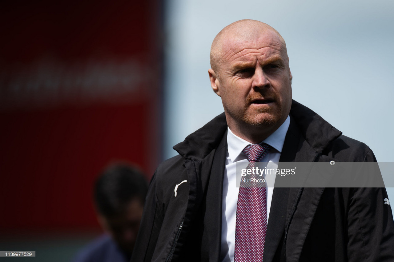 Sean Dyche admits to 'tough' restrictions on transfer activity