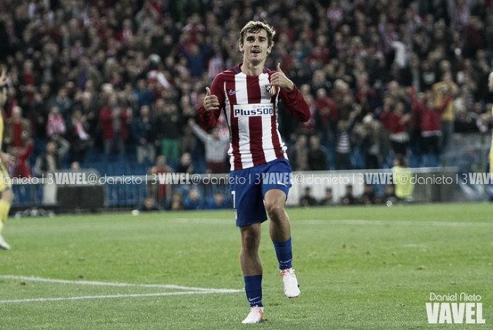 Griezmann marca nos acréscimos, Atlético de Madrid bate Rostov e avança às oitavas da UCL
