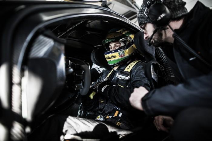 McLaren anuncia Bruno Senna e Pipo Derani nas 24 Horas de Spa