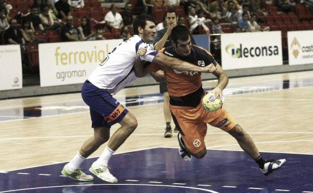 Balonmano Aragón - Fraikin BM Granollers: en busca del primer triunfo