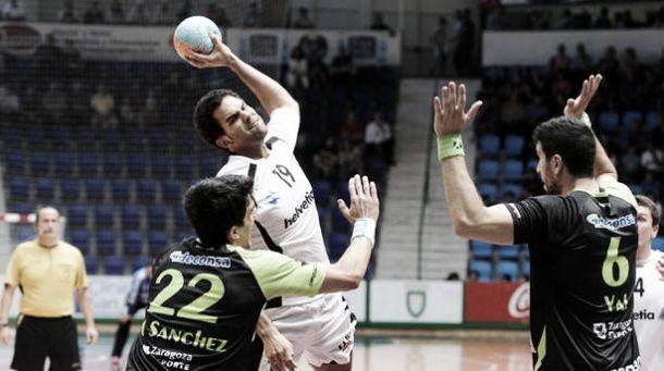 Balonmano Aragón - Helvetia Anaitasuna: a por la primera victoria en casa