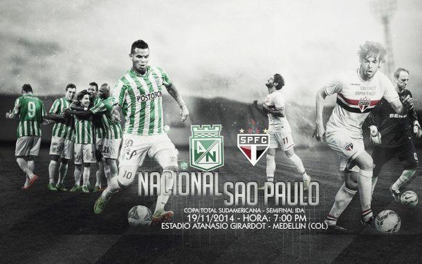 Nacional - São Paulo: viejos conocidos, misma guerra y distinta historia