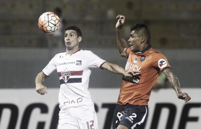 Buscando rescindir com West Ham, Calleri pode retornar ao São Paulo em 2017