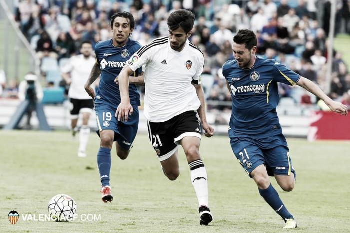 Getafe só empata com Valencia em casa e segue na zona de rebaixamento do Espanhol