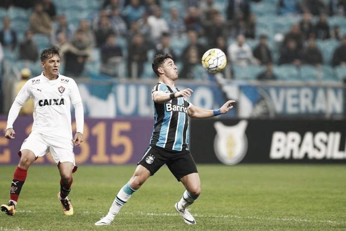 """Giuliano acusa Dagobero de ter simulado pênalti: """"Todo mundo sabe como ele é"""""""