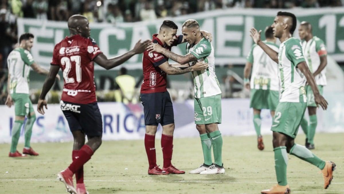 Con buen juego pero sin goles el 'Poderoso' cayó 2-0 en el clásico 297
