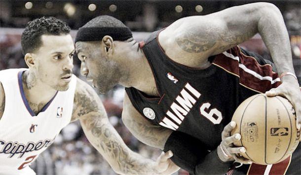 Em grande jogo, Miami Heat vence Los Angeles Clippers no Staples Center