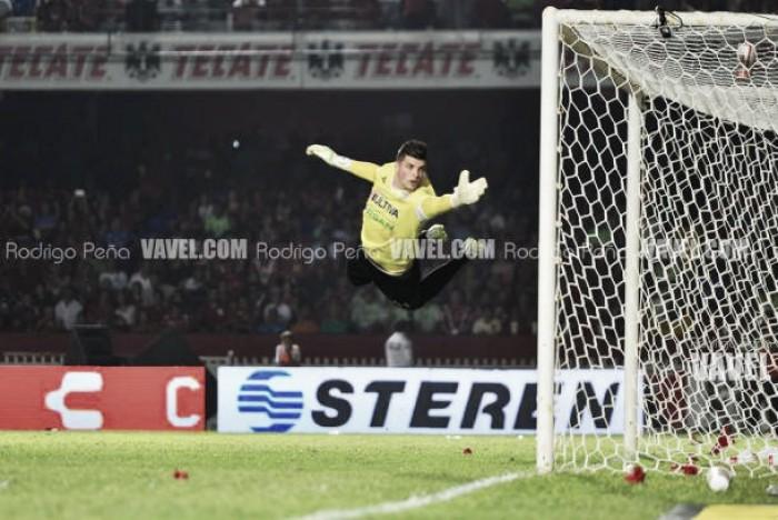 """Tiago Volpi: """"Nos vamos satisfechos con el punto ganado"""""""